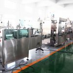 Automatic Production Line Bottle Filling Machine Filler Packing Machinery for 70% Alcohol Hand Sanitizer,shampoo,shower gel, liquid