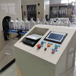 Automatic Anti-corrosive Gravity Liquid Filling Machine For Strong 84 Disinfectant