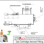 Automatic Gas Cartridge Aerosol Filling Line