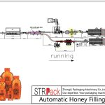 Automatic Honey Filling Line