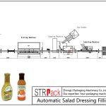 Automatic Salad Dressing Filling Line