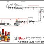 Automatic Sauce Filling Line