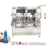 Automatic Servo Paste Filling Machine