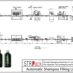 Automatic Shampoo Filling Line