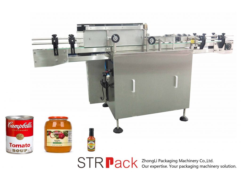 Automatic Wet Glue Labeling Machine (Paste Labeling Machine)