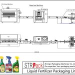 Automatic Liquid Fertilizer Packaging Line