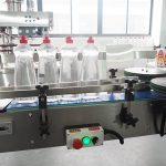Cleaning Liquid Filling Machine Bottle Cartonning Line