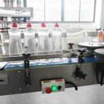 Cleaning Liquid Filling Machine Bottle Cartonning Line