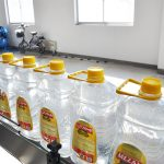 Automatic Edible Oil Filling Line