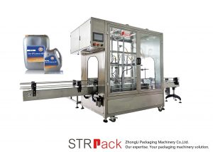 Automatic Flowmeter Filling Machine