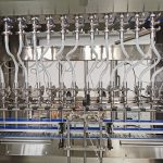 Glass Cleaner Filling Machine Floor Cleaner Liquid Filling machine Liquid Soap Filling Machine