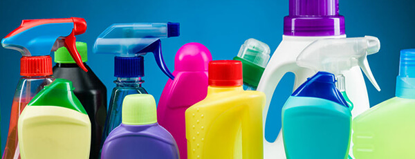 Household Cleaning Products Filling Machines