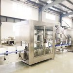 Liquid Net Weigh Filler Equipment for Production Lines