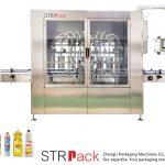 Automatic Piston type Liquid Filling Machine