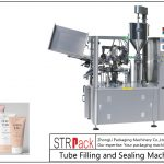 SFS-100 Plastic Tube Filling and Sealing Machine