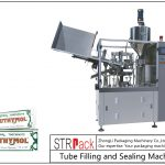SFS-60Z Metal Tube Filling and Sealing Machine