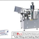 SFS-80Z Metal Tube Filling and Sealing Machine