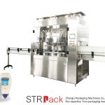 Rotor Pump Filling Machine
