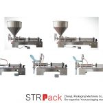 Semi Automatic Piston Liquid Filling Machine