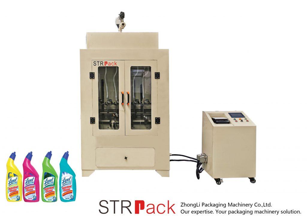 Toilet Cleaner Liquid Filling Machine