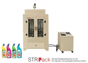 Toilet Cleaner Liquid Filling Machine