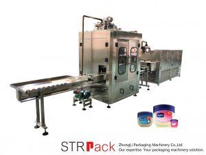 Vaseline Liquid Filling Machine